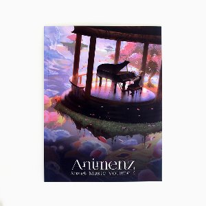 Animenz Sheet Music Volume 4