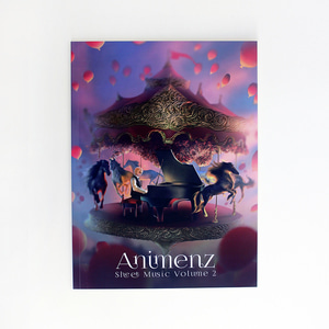 Animenz Sheet Music Volume 2